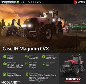 Case IH Magnum CVX Revealed