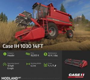 First Combine Harvester: CASE IH 1660 Axial-Flow