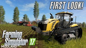 Farming Simulator 2017 is Finally Released: First Look