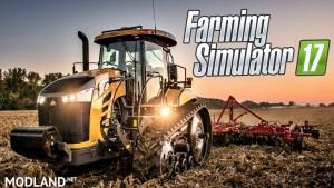 Modding in Farming Simulator 2017