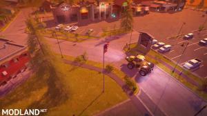 Farming Simulator 2017 - Goldcrest Town Teaser, 5 photo