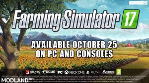 Farming Simulator 2017 - Goldcrest Town Teaser, 7 photo
