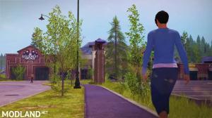 Farming Simulator 2017 - Goldcrest Town Teaser, 9 photo