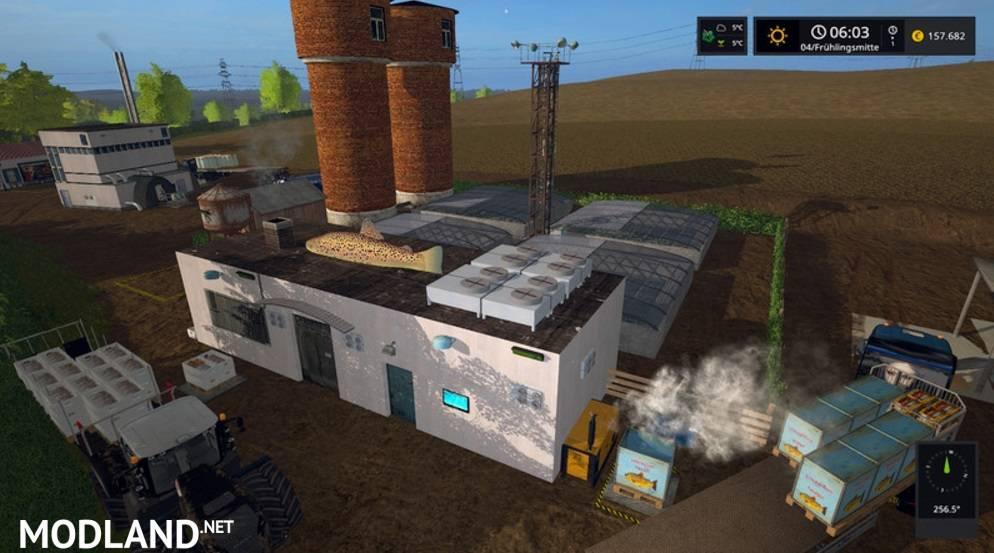 Fish farming mod farming simulator 17 for Fish farm 3