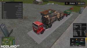 Weight Station For Wood Logs Placeable v 1.0, 1 photo