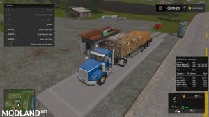 Weight Station For Wood Logs Placeable v 1.0, 2 photo