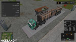 Weight Station For Wood Logs Placeable v 1.0, 3 photo