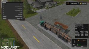 Weight Station For Wood Logs Placeable v 1.0, 6 photo