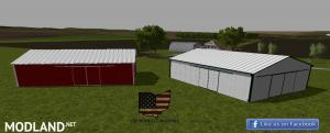56x80 Cold Storage Building v 1.0, 2 photo