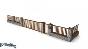 Fence Gate v 1.0, 1 photo