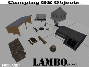 Camping GE Objects