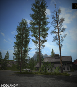 FS 17 Trees Placeable - Direct Download image