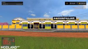 FS17 Caterpillar Truck Shop, 1 photo