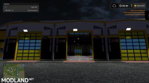 FS17 Caterpillar Truck Shop, 2 photo