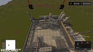 FS17 Oil Refinery, 1 photo