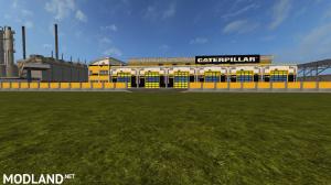 FS17 Caterpillar Truck Shop, 6 photo
