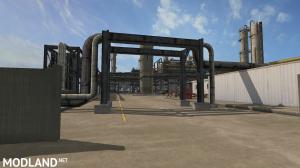 FS17 Oil Refinery, 4 photo