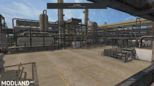 FS17 Oil Refinery, 2 photo