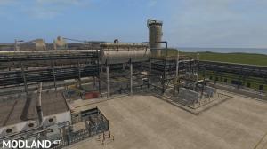 FS17 Oil Refinery, 3 photo