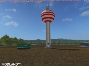 Placeable watertower v 1.5 (RETRAVAILLER BY BOB51160), 3 photo