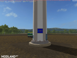 Placeable watertower v 1.5 (RETRAVAILLER BY BOB51160), 2 photo