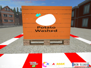 Washed Potato placeable BY BOB51160 v 1.0, 11 photo
