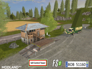 FS17 Sell Control Tower by BOB51160, 8 photo