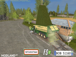 FS17 Sell Control Tower by BOB51160, 9 photo