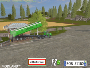 FS17 Sell Control Tower by BOB51160, 10 photo