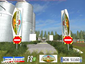 FS 17 Silo Organic Product by BOB51160 v 2.0, 9 photo