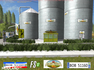 FS 17 Silo Organic Product by BOB51160 v 2.0, 4 photo