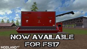 FS17 Placeable MixMaster