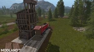 Placeable - WoodChip Storage v 2.0, 1 photo