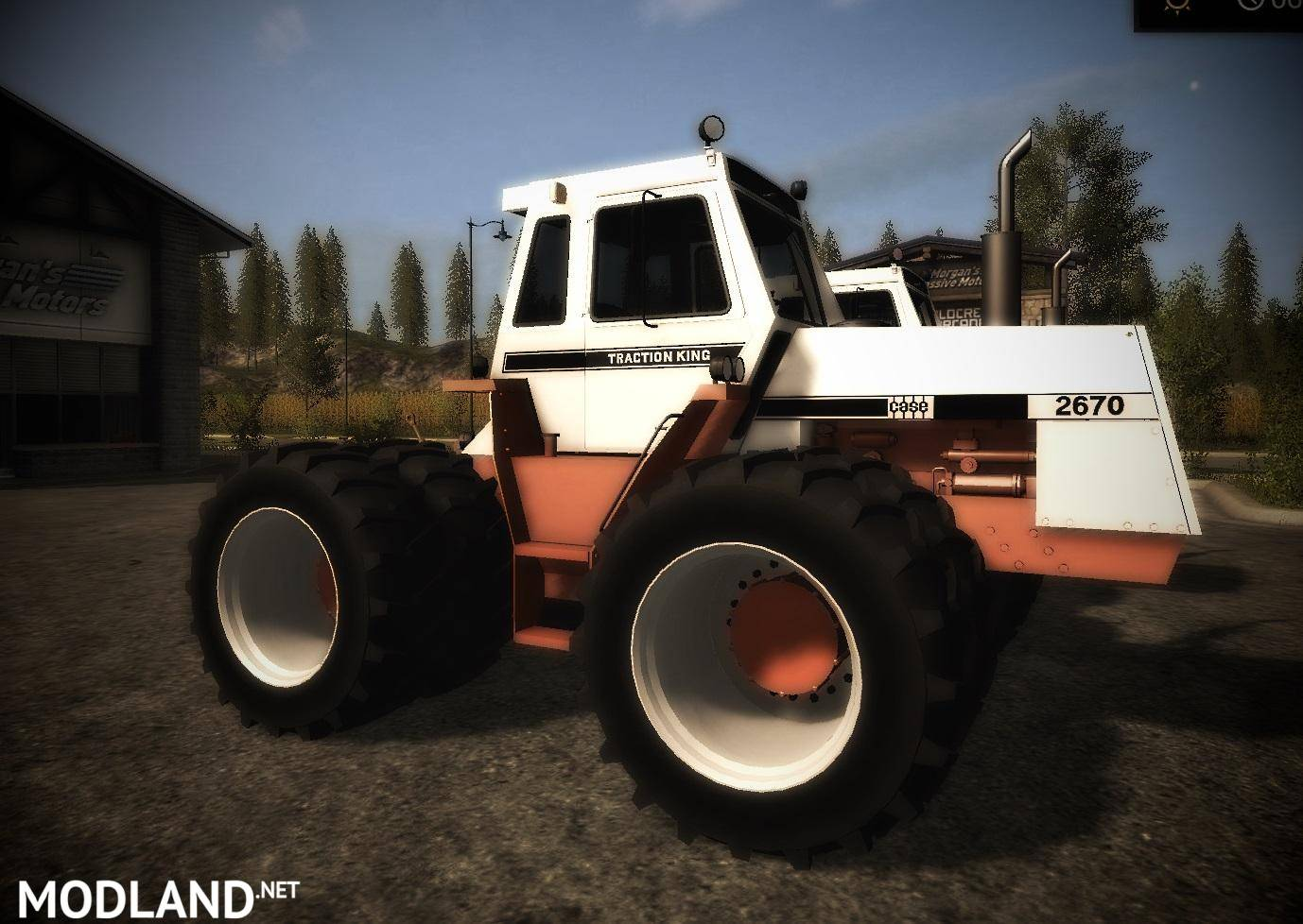 Big Valley Ford >> OLD IRON Case 2670 Tractor v 1.0 mod Farming Simulator 17