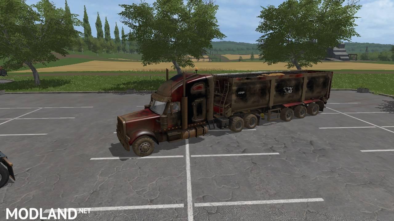 FS17 American Truck krampe Pack V5 mod Farming Simulator 17