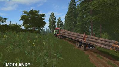 Tatra Forst LKW Pack (New Autoload)