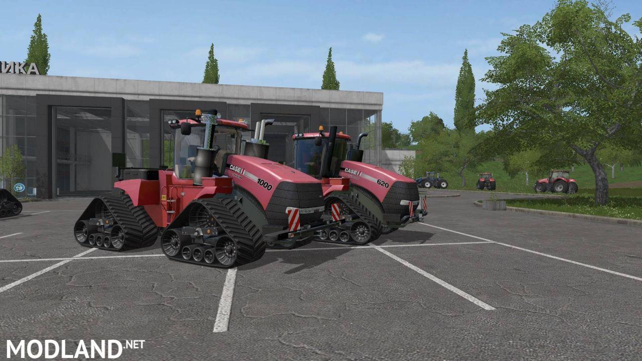 CaseHI Tractor Quad Trac Pack