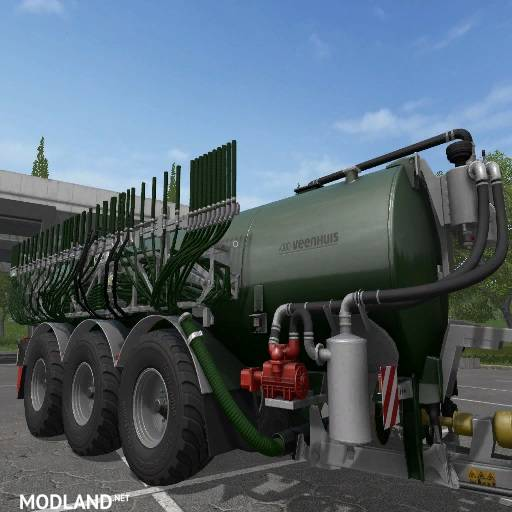 Slurry And Fuel Pack