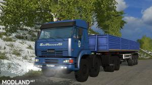 KAMAZ All-terrain vehicle Pack v 1.0, 2 photo