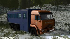 KAMAZ All-terrain vehicle Pack v 1.0, 3 photo