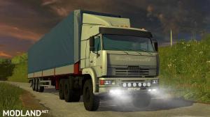 KAMAZ All-terrain vehicle Pack v 1.0, 6 photo