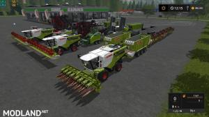 Claas Lexion Experimental V3 - External Download image
