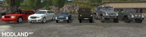 FS17 Mercedes-Benz Cars Pack, 3 photo