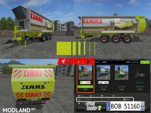 Pack 6 Trailers by BOB51160 v 1.0, 7 photo
