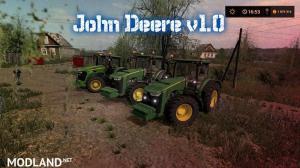 MOD PACKS JOHN DEERE v 1.0, 1 photo