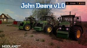 MOD PACKS JOHN DEERE v 1.0, 3 photo
