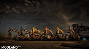 EC300 Excavator MULTI Brand Pack, 2 photo