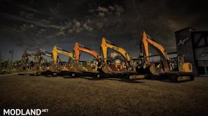EC300 Excavator MULTI Brand Pack, 1 photo