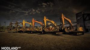 EC300 Excavator MULTI Brand Pack, 1 photo