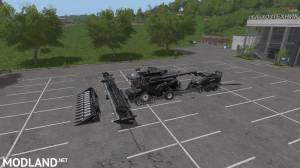 Bones New Holland Pack V1E & Bones New Holland BB1290 V1E